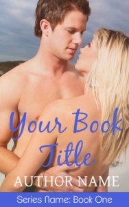 Indie romance pre-made book cover