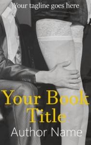 Romance eBook premade cover