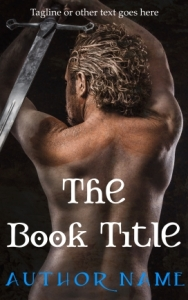 Fantasy or romance pre-made indie eBook cover