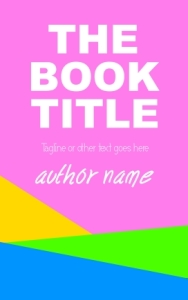Non-fiction pre-made indie eBook cover