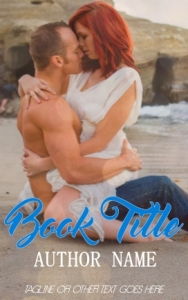 Romance pre-made indie eBook cover