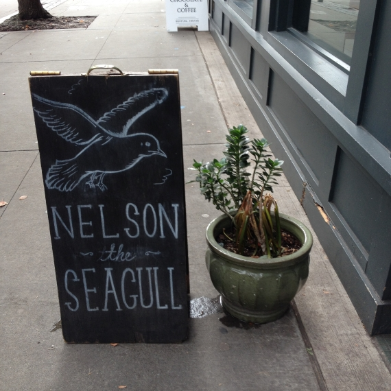 Photo of Vancouver restaurant showing design